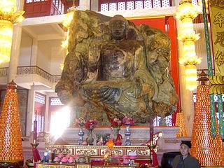 Jade Buddha Palace