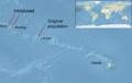 Anas laysanensis distribution map.png