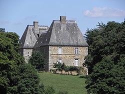 Andouillé-Neuville (35) Château de La Magnanne 01.JPG