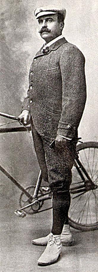 André Castaigne - Castaigne ca. 1902