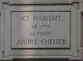Andre Chenier plaque.jpg