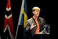 Andreas Carlgren, Miljominister, Sverige pa Nordisk klimatmote vid Nordiska radets session i Stockholm 2009.jpg