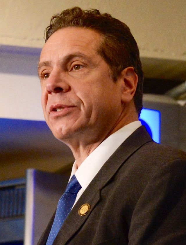 From commons.wikimedia.org: Andrew Cuomo {MID-72175}