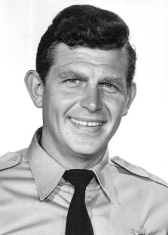Andy Griffith - Griffith in a publicity photo for The Andy Griffith Show (1960)