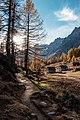Anello dell'Alpe Devero, Baite.jpg