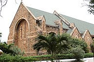 Anglican Holy Trinity Cathedral Accra