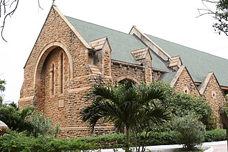 Religion in Ghana - Anglican Holy Trinity Cathedral, Accra, Ghana