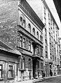 Angyal utca 18. és 20. sz. (Tompa utcai sarokház). Fortepan 17380.jpg