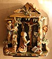 Anonimo emiliano, san girolamo davanti al crocifisso, 1490 ca.jpg