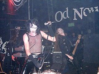 Anorexia Nervosa (band) French symphonic black metal band