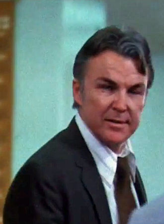 Anthony Zerbe - Anthony Zerbe in trailer for The Laughing Policeman (1973)