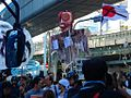 Anti-Yasukuni Shrine Demonstration by Hantenren-1.JPG