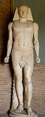פסל מצרי מוזיאון הותיקן