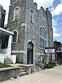 Antioch North (Antioch, The Apostolic Church) Former Faith Evangelical Church, 212 E. 25th Street Baltimore, MD 21218 (41169980695).jpg