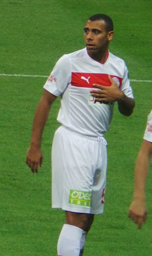 Anton Ferdinand - Ferdinand playing for Antalyaspor in 2013