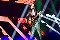 Anton Hagman 05 @ Melodifestivalen 2017 - Jonatan Svensson Glad.jpg
