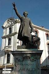 statue de François Arago