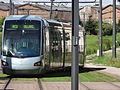 Anzin & Valenciennes - Travaux de raccordement des lignes A & B du tramway de Valenciennes à la Croix d'Anzin le 13 août 2013 (27).JPG
