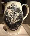 Apotheosis of George Washington, Herculaneum Pottery, c. 1800-1805, John James Barralet, artist - DSC03195.JPG
