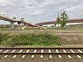 Approaching Warszawa Ochota railway station, Poland 02.jpg