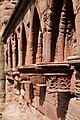 Arbroath Abbey - detail of arcade in choir.jpg