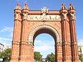Arc de Triomf by Amaia Hodge.jpg