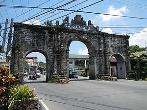Pagsanjan - Old Town Gate