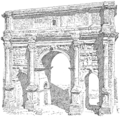 Arch of Septimius Severus (Character of Renaissance Architecture).png