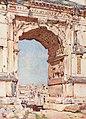 Arch of Titus by Alberto Pisa (1905).jpg