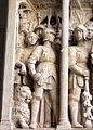 Arco trionfale del Castel Nuovo, 19, rientro vittorioso di alfonso.JPG
