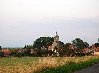 Arcy-Sainte-Restitue Commune in Hauts-de-France, France