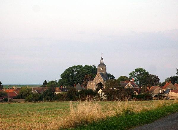 Photo de la ville Arcy-Sainte-Restitue