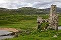 Ardvreck Castle ruin on Loch Assynt - Scotish cliché.jpg