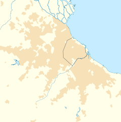 Castelar is located in Greater Buenos Aires