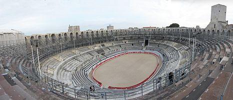 Arles Roman Amphitheatre