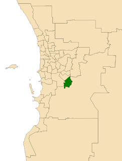 Electoral district of Armadale state electoral district of Western Australia
