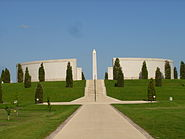 Armed Forces Memorial general view
