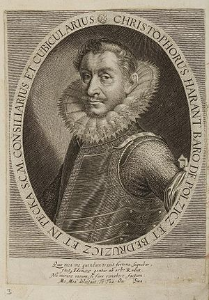 Czech nobility - Kryštof Harant lived during the Bohemian Revolt and Thirty Years' War