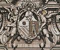 Arolsen Klebeband 15 403 Papstwappen Benedikt XIII.jpg
