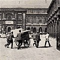 Arrivée d'une charrette dans la cour des Beaux-Arts, Gazette-St-Germain-des-Prés, sept-65.jpg