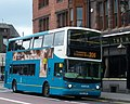 Arriva bus 7446 Alexander Dennis ALX NK05 GWY in Newcastle 9 May 2009.jpg