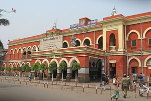 Asansol Junction railway station - Asansol railway station