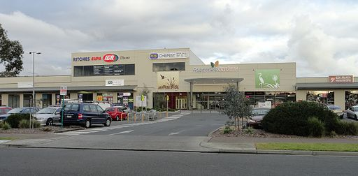 Aspendale Gardens shopping centre
