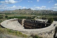 Teatro de Aspendos, Turquía