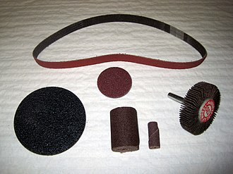 Coated abrasive - Assorted Coated Abrasives