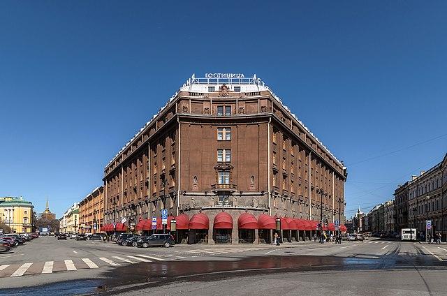 Hotel Astoria (San Petersburgo)