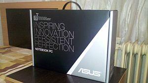 Asus - Asus N55 S Package