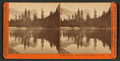At Mirror Lake, Yosemite valley, Mariposa County, Cal, by Watkins, Carleton E., 1829-1916.png