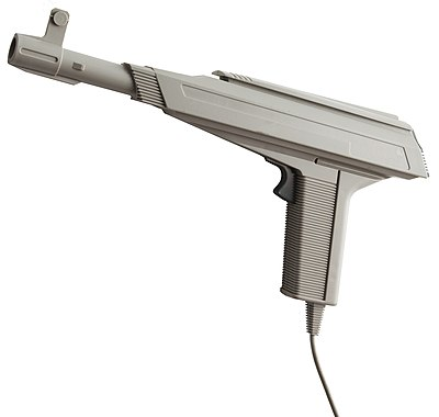 The Atari, Inc XG-1 Light Gun Atari XG-1 light gun.jpg