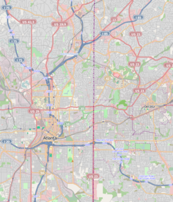 The Beltline Atlanta Map.Beltline Wikipedia